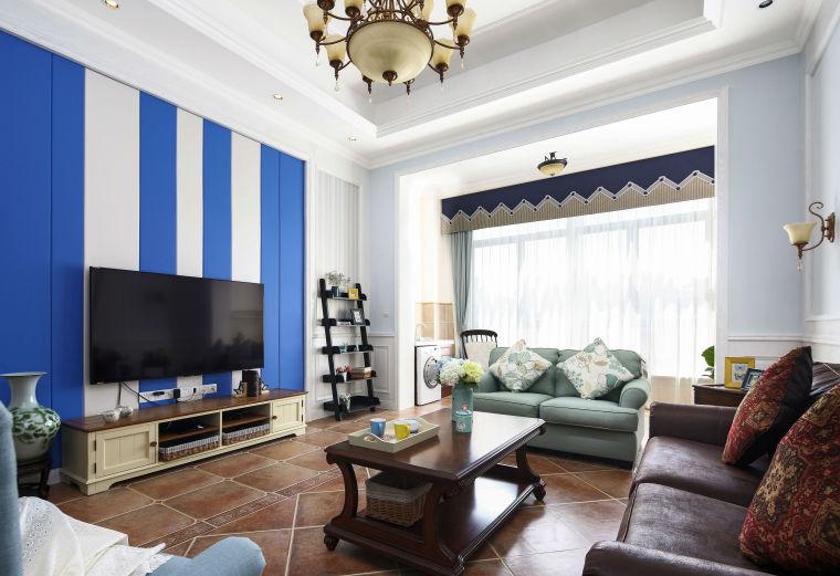 清新的美式风格住宅