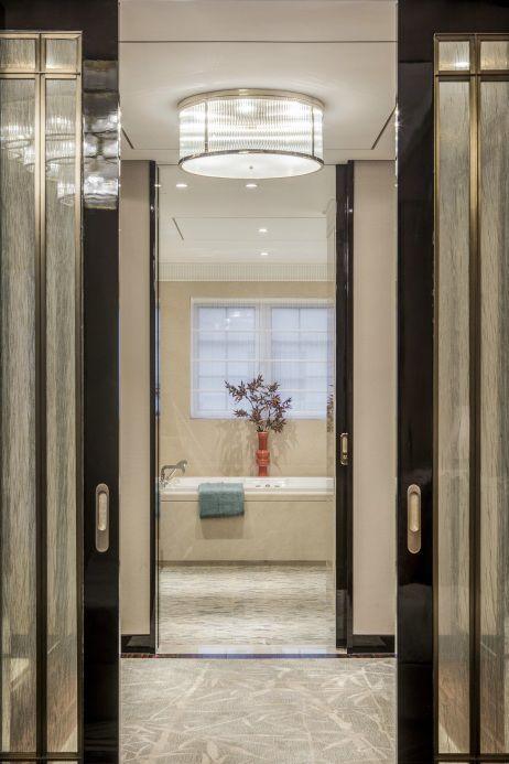 450㎡现代别墅设计,高贵与品质兼备!_26