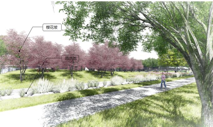 """[上海]""""海绵城市""""生态复合型公共休闲绿地景观规划设计方案_2"""