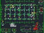 【台州】创业园46栋工业研发厂房结构全套图纸