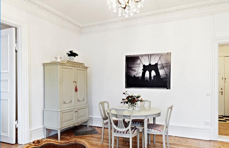 92平北欧公寓两室一厅室内设计实景图(18张)