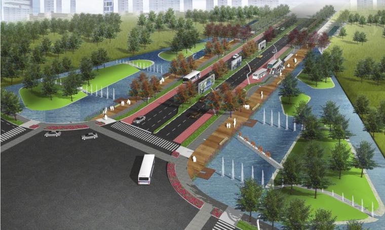 【浙江】杭州某大道景观提升工程改造文本PDF(168页)_1