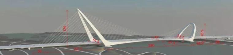 [BIM技术应用]长安大桥系列设计_1