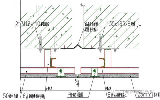 超完整的外幕墙施工方案,特意分享给大家!_37