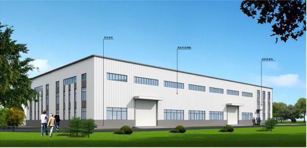 单层厂房钢结构计算书(附全套CAD图纸+计算书+报价)