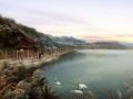 [浙江]条带式生态河道整治滨水湿地公园景观设计方案