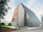 芬兰Kuokkala教堂