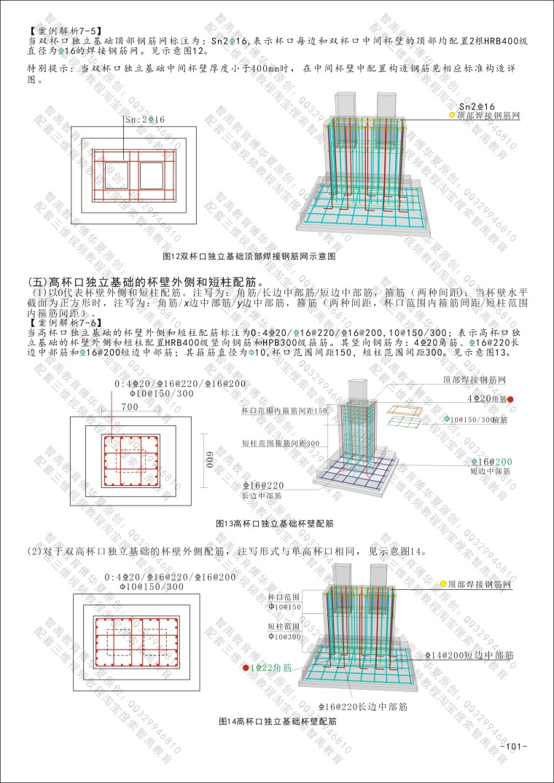 16三维平法识图系列