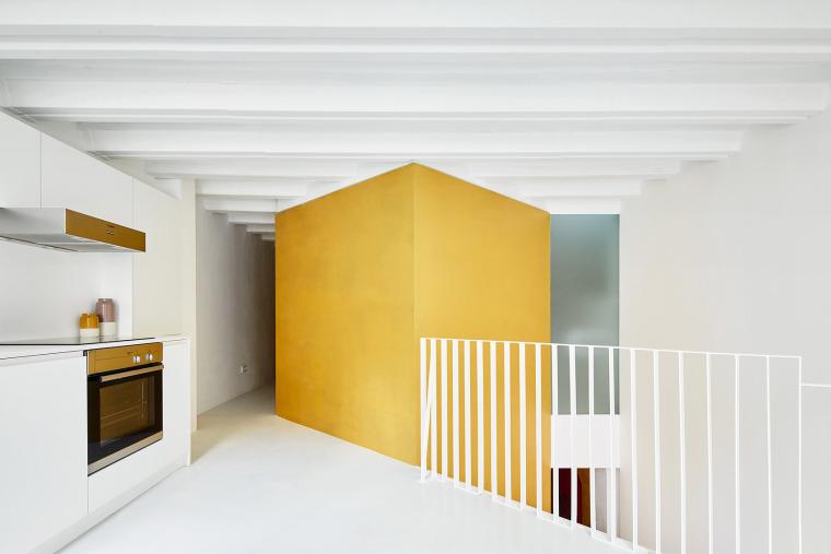 西班牙Tibbaut复式住宅