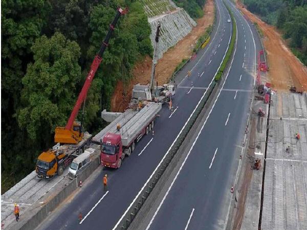 高速公路改扩建施工经验分享