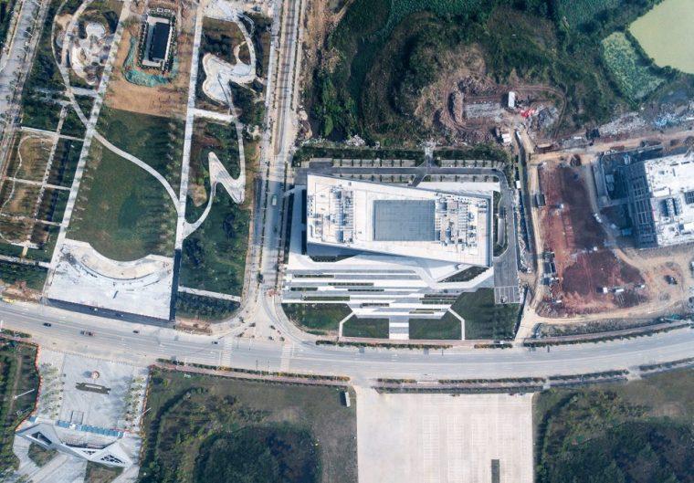 黄石市城市综合馆设计
