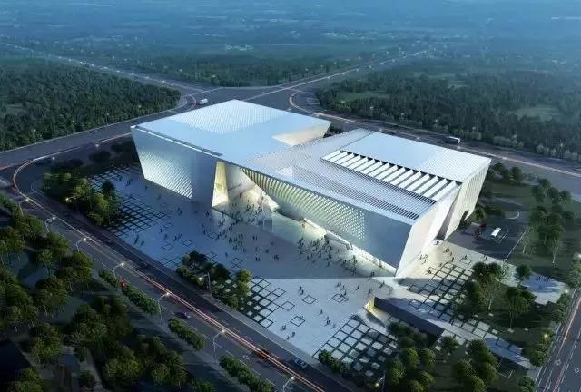 BIM技术在郑州美术馆项目中的应用