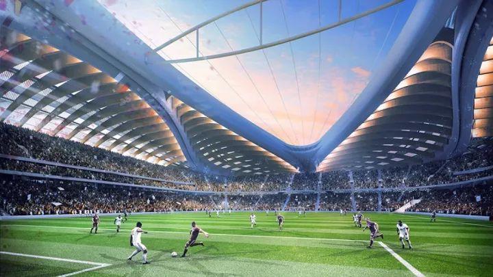 卡塔尔才是真土豪!2022世界杯球场一掷千金,国足4年后也许还能_20