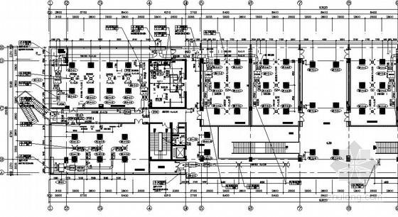 [上海]高校教学楼暖通空调设计施工图
