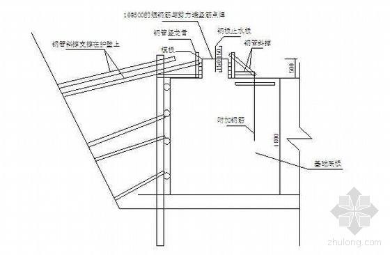 江苏某高层建筑大体积混凝土基础底板施工方案(1.8m厚)