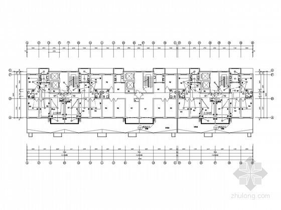 [河北]综合商住小区全套电气施工图纸