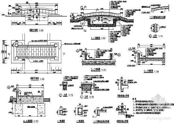 拱桥施工图-4