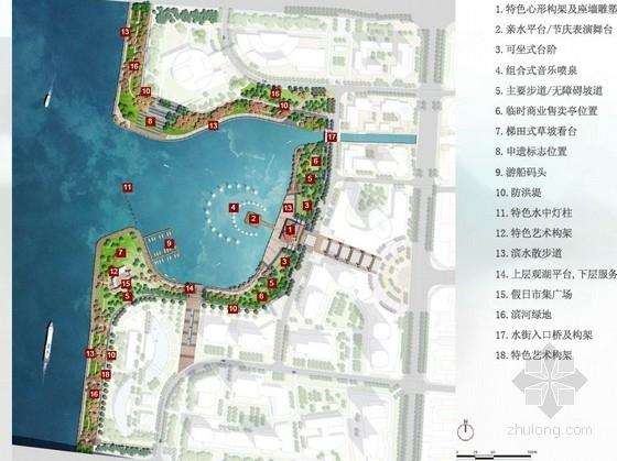 [扬州]滨水公共绿地景观设计方案
