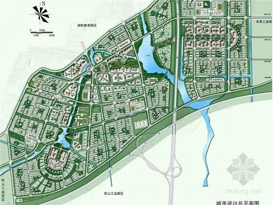 [苏州]城市中心高档居住区景观规划设计方案
