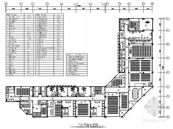 [重庆]著名保险股份有限公司现代办公室装修施工图