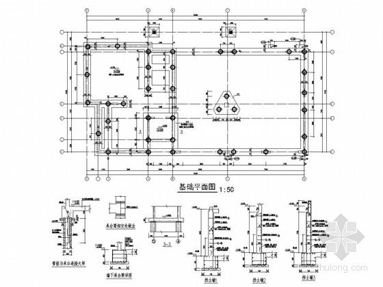 [海南]地上三层剪力墙结构独栋别墅结构施工图