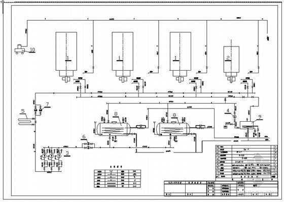 供热锅炉房施工图