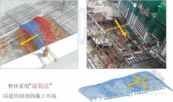 [澳门]大跨度单层网壳天幕工程成套技术研究检查汇报(设计 深化 制作 安装)