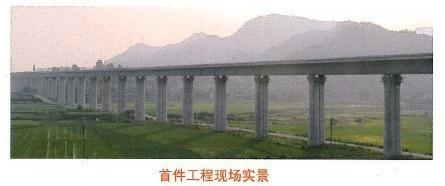 [江西]高速铁路工程无碴轨道施工技术总结汇报(中铁建)
