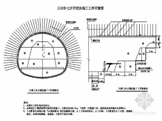 新建客运专线站前工程实施性施工组织设计(465页)