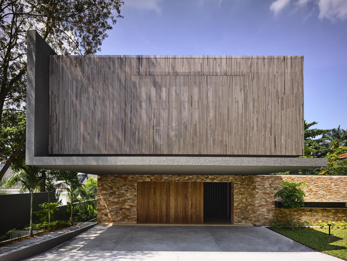 新加坡KAP住宅