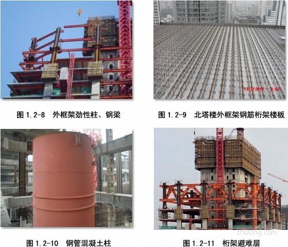 [江苏]内筒外框混合结构超高层建筑综合施工技术研究汇报(80页 图文丰富)