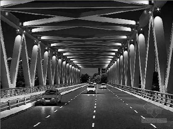 隧道工程装修施工图77张(知名大院设计)