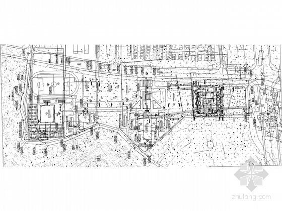 [浙江]大型知名博物馆全套电气施工图纸155张(含计算书、多大样图)