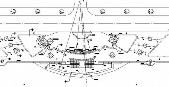 【龙泉】园林景观绿地工程全套施工图(包含效果图)