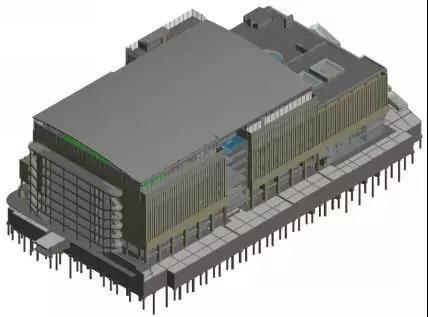 """第九届""""创新杯""""建筑信息模型(BIM)大赛-8个获奖项目应用点"""