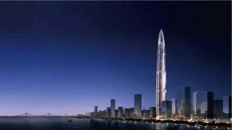 中国高度,建世界第二高楼,636米125层今年竣工!_25