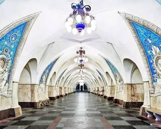 世界最美地铁景观,美到让你不想回家_25