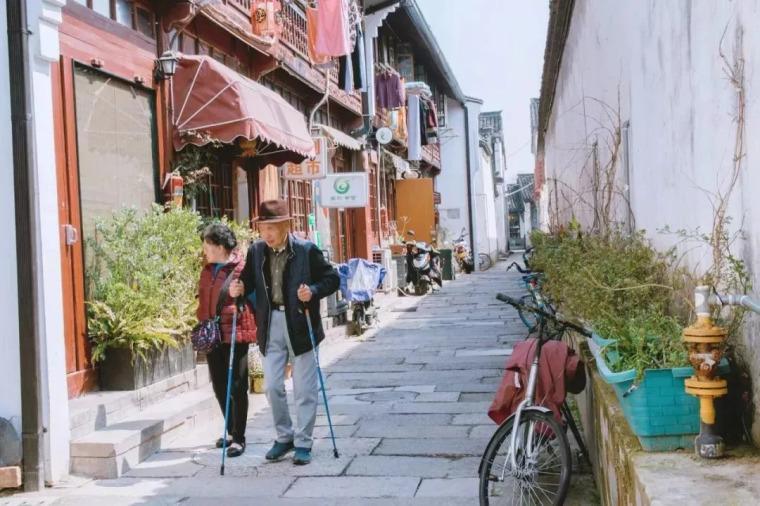 用心感受老杭州小街小巷的慢生活_30