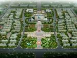 安徽省天长政务中心城市设计