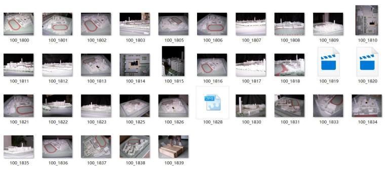 [浙江]杭州某市场中学建筑设计方案文本(效果图+SU+CAD)-模型图片