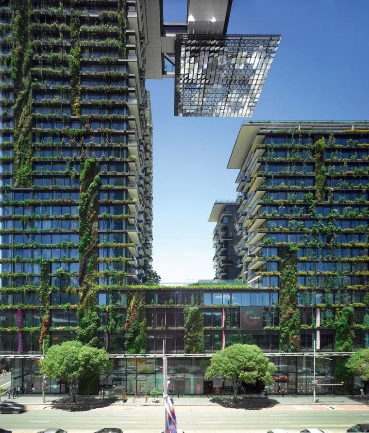 这些建筑逃离了城市地表,拥抱天空的宁静_14
