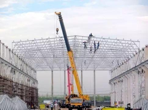 钢结构吊装施工方案_1