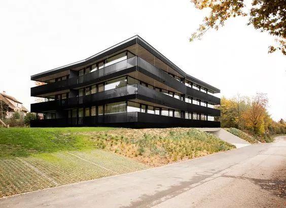 建筑造型欣赏-横向关系30例_2