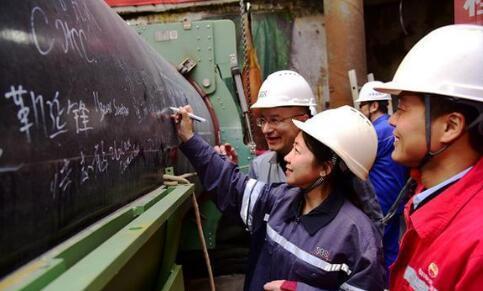 中俄东线天然气管道工程管道牵引工法申请国家专利