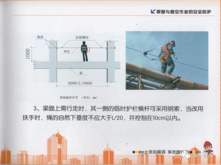 大用系列,建筑施工现场安全知识画册之高处作业_38