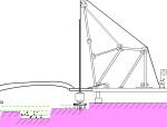 正循环潜水桩施工动画