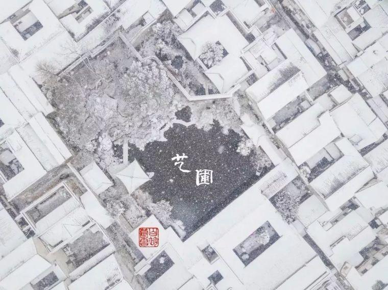 雪景大合集,看看你最喜欢哪里?_71