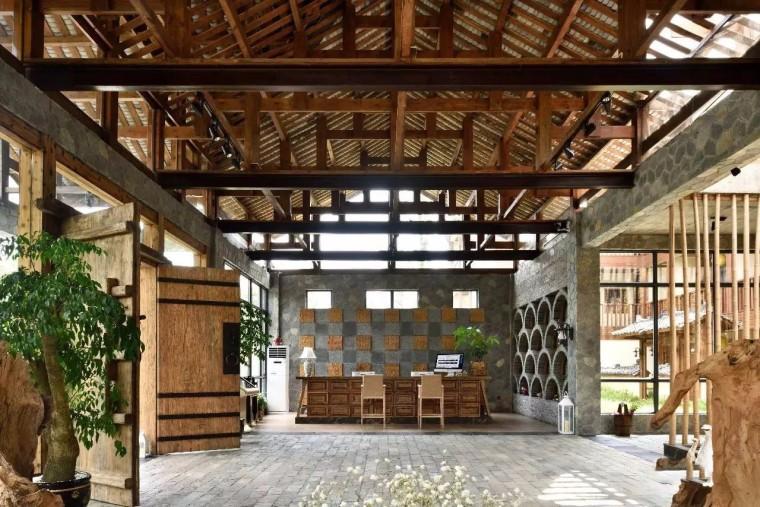 [贵州]金堂奖优秀作品-黄丝江边度假酒店室内设计方案