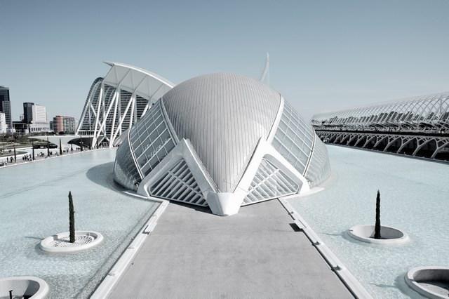 移居外星球的梦幻——巴伦西亚科学城