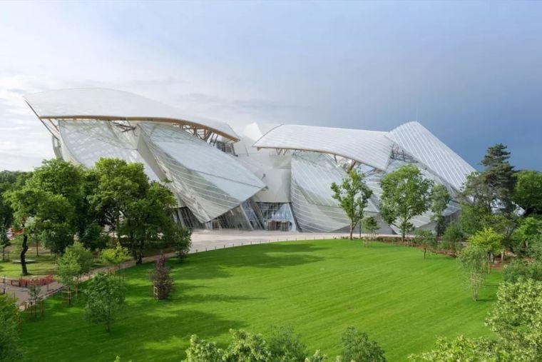建筑 | 全球20个外形独特的博物馆建筑,它们一定不属于地球
